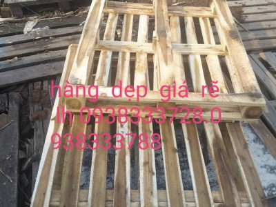 Pallet  gỗ long  an